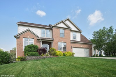 2 Sagebrush Court, Streamwood, IL 60107 - #: 09815930