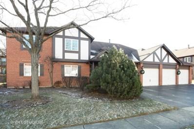 229 Brookside Lane UNIT B, Willowbrook, IL 60527 - MLS#: 09816018