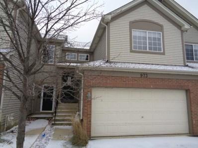 973 Parkhill Circle UNIT 973, Aurora, IL 60502 - MLS#: 09816055
