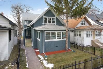 1014 N Lorel Avenue, Chicago, IL 60651 - MLS#: 09816319