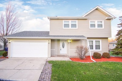 16 Wedgewood Road, Matteson, IL 60443 - MLS#: 09816341