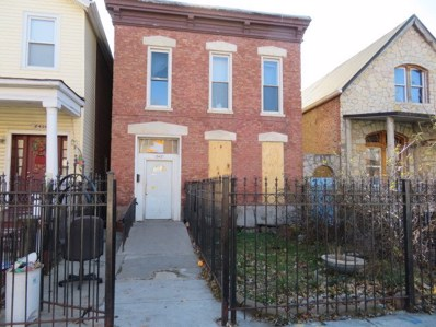 2421 W Lexington Street, Chicago, IL 60612 - MLS#: 09816386