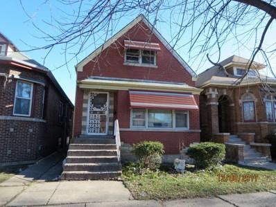 8813 S Paulina Street, Chicago, IL 60620 - MLS#: 09816608