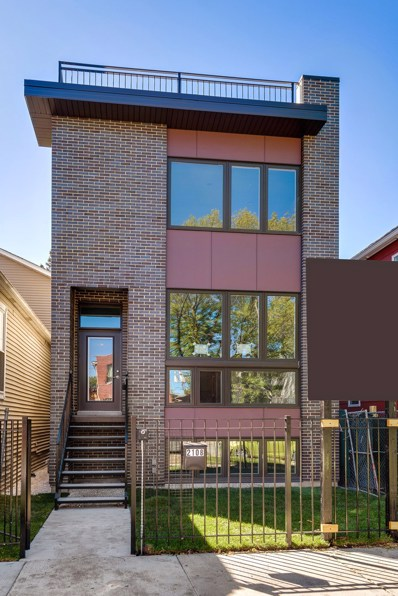 2108 N Bingham Street, Chicago, IL 60647 - MLS#: 09816920