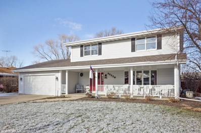 25226 W willow Drive, Plainfield, IL 60544 - MLS#: 09816945