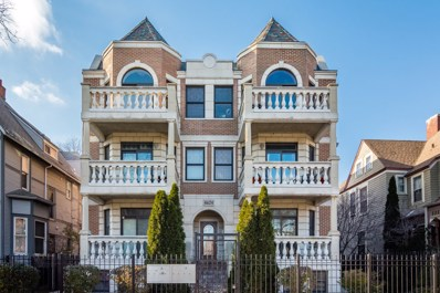 4624 S GREENWOOD Avenue UNIT 1N, Chicago, IL 60653 - MLS#: 09817107
