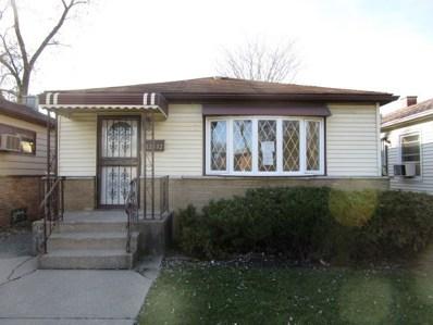 12532 S Wood Street, Calumet Park, IL 60827 - MLS#: 09817323