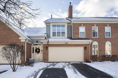 105 Radcliffe Court, Glenview, IL 60026 - MLS#: 09817336