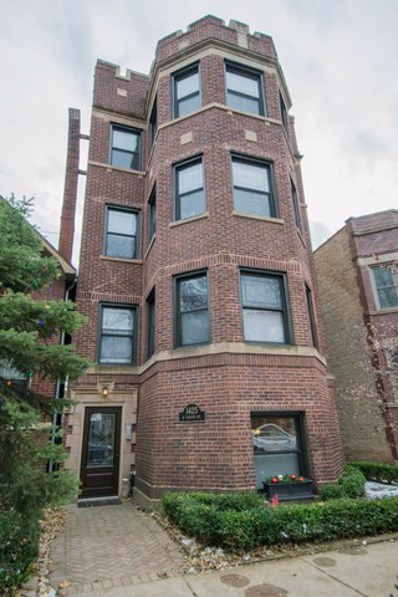 1425 W RASCHER Avenue UNIT G, Chicago, IL 60640 - MLS#: 09817368