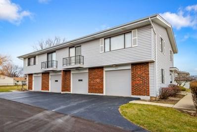 225 BARCLIFFE Lane UNIT 225, Schaumburg, IL 60194 - MLS#: 09817449