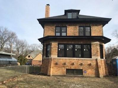 10011 S Hamilton Avenue, Chicago, IL 60643 - MLS#: 09817724
