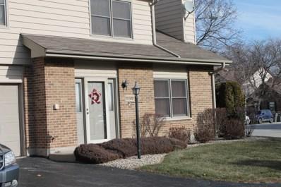 15508 WHITEHALL Lane UNIT 74D, Orland Park, IL 60462 - MLS#: 09818007