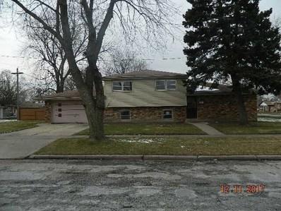 443 Adams Street, Dolton, IL 60419 - MLS#: 09818059