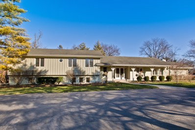 1125 Oak Knoll Drive, Lake Forest, IL 60045 - MLS#: 09818240