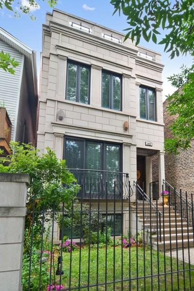 1922 W Ohio Street, Chicago, IL 60622 - MLS#: 09818470