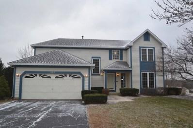 922 Brandt Drive, Lake In The Hills, IL 60156 - MLS#: 09818507