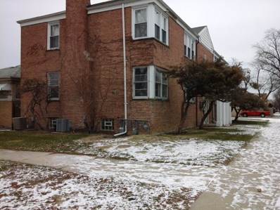 1047 Bohland Avenue UNIT 1A, Bellwood, IL 60104 - MLS#: 09818561