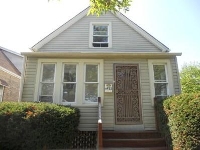 8922 S Normal Avenue, Chicago, IL 60620 - MLS#: 09818595