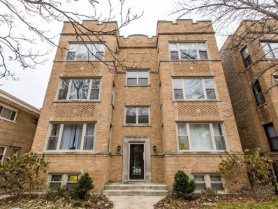 4644 N Paulina Street UNIT 2N, Chicago, IL 60640 - MLS#: 09818704