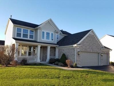 400 Hackney Lane, Oswego, IL 60543 - MLS#: 09819413