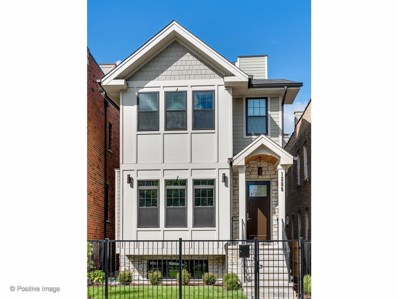 1306 N Bell Avenue, Chicago, IL 60622 - MLS#: 09819484