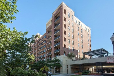 811 W 15th Place UNIT 703, Chicago, IL 60608 - MLS#: 09819514