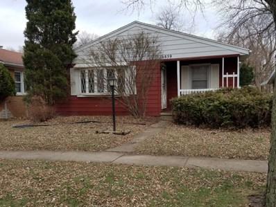 16859 Bulger Avenue SOUTH, Hazel Crest, IL 60429 - MLS#: 09819537