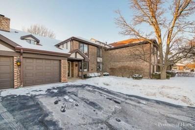 5826 Buck Court UNIT 1, Westmont, IL 60559 - MLS#: 09819760