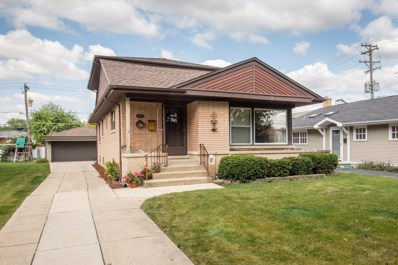 1218 Brophy Avenue, Park Ridge, IL 60068 - MLS#: 09819780