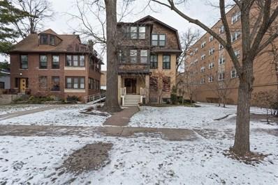 2017 Harrison Street UNIT 1, Evanston, IL 60201 - MLS#: 09820167