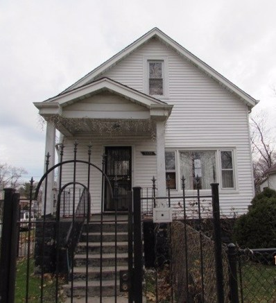 10201 S Wallace Street, Chicago, IL 60628 - MLS#: 09820238