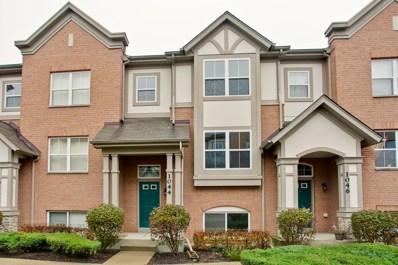 1044 N Claremont Drive, Palatine, IL 60074 - MLS#: 09820274