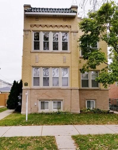 4610 W Patterson Avenue UNIT 2F, Chicago, IL 60641 - MLS#: 09820289