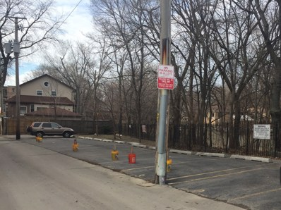 4956 N Kimball Avenue UNIT SPACE4, Chicago, IL 60625 - MLS#: 09820388