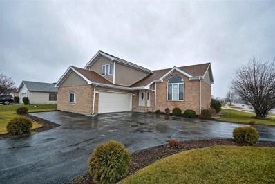 20104 Marlin Avenue, Lynwood, IL 60411 - MLS#: 09820428