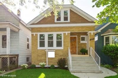 5021 W Ainslie Street, Chicago, IL 60630 - MLS#: 09821151