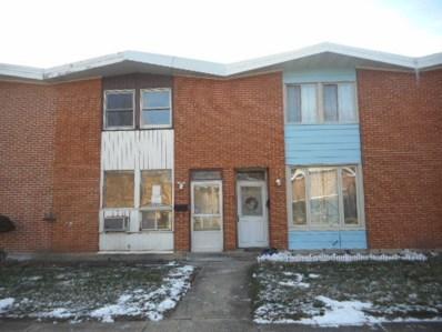 2129 Ash Street UNIT D, Des Plaines, IL 60018 - MLS#: 09821197