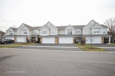 323 S Lancelot Lane UNIT 323, Palatine, IL 60074 - #: 09821334