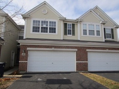 366 Buckingham Court, Lombard, IL 60148 - MLS#: 09821622