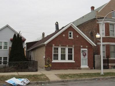 3808 S Wood Street, Chicago, IL 60609 - MLS#: 09821665