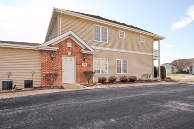 308 Raven Drive UNIT 308, Manteno, IL 60950 - MLS#: 09821696