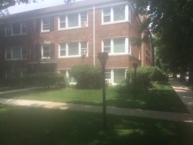 432 Elmwood Avenue UNIT 2, Evanston, IL 60202 - MLS#: 09821870