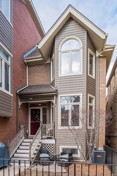 1238 W Fletcher Street UNIT C, Chicago, IL 60657 - MLS#: 09821895