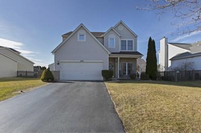1623 Whispering Oaks Drive, Plainfield, IL 60586 - #: 09822102