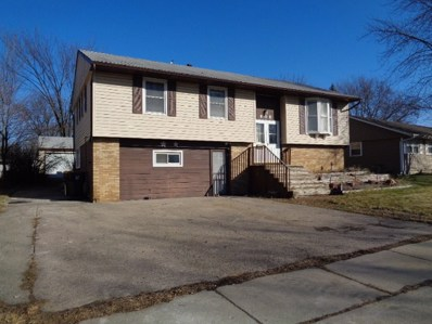 608 Pleasant Place, Streamwood, IL 60107 - MLS#: 09822682