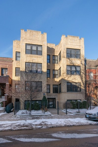 2144 W CONCORD Place UNIT 3, Chicago, IL 60647 - MLS#: 09822883