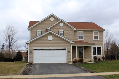 16306 Spring Creek Lane, Plainfield, IL 60586 - #: 09823335