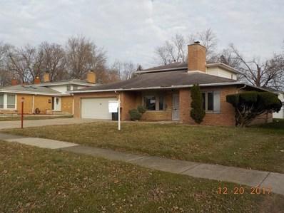 743 Ash Street, Flossmoor, IL 60422 - MLS#: 09823466