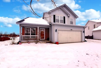 286 Traverse Court, Romeoville, IL 60446 - MLS#: 09823493