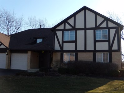 32 Shawnee Trail UNIT 4, Indian Head Park, IL 60525 - MLS#: 09823635